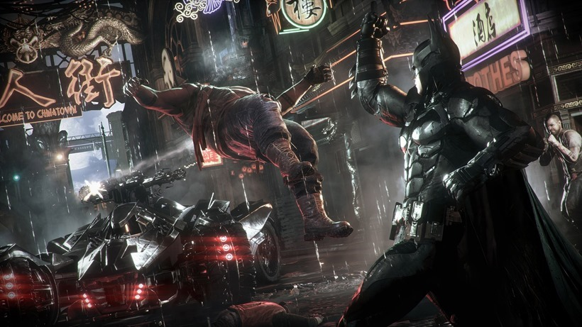 Batman Arkham Knight Pc patch still weeks away