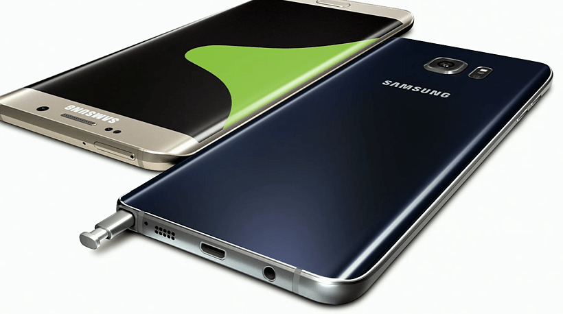 Samsung reveal Note 5 and S6 Edge+
