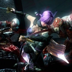 New Ninja Gaiden trailer features Ayane