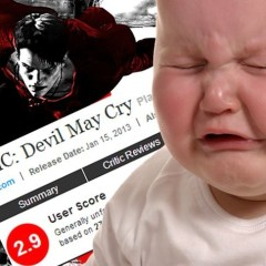 Gamers are being whiny babies on Metacritic again