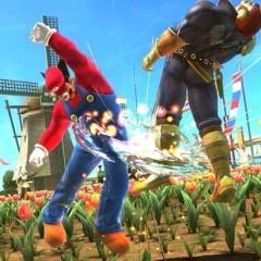 Tekken Tag tournament 2 Wii U review – Mushrooms and beach balls.