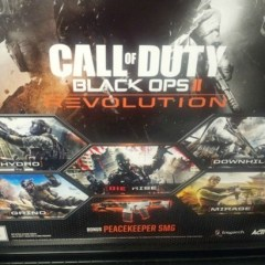 Black Ops 2: Revolution DLC Announced