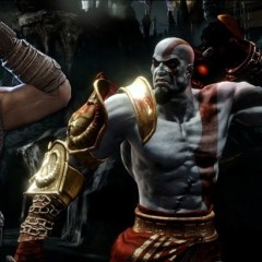 Here, have two GoW trailers!
