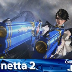 E3 2013: Bayonetta 2 is easy to touch