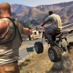 GTA V seems to have a little Max Payne 3 in it