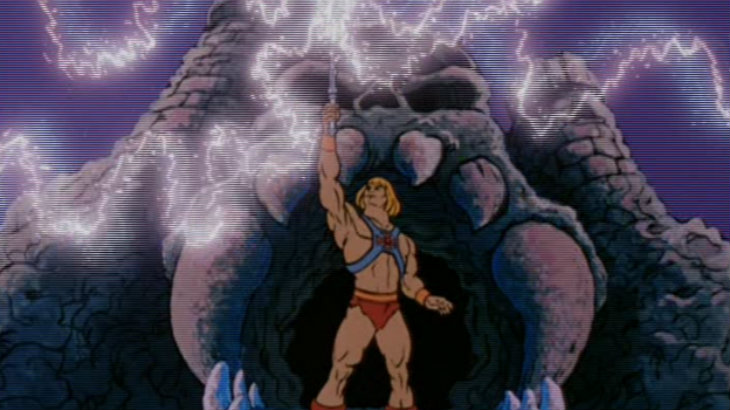 He man power