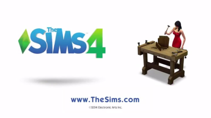 Sims 4 building