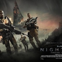 Here's your first detailed look at Halo: Nightfall