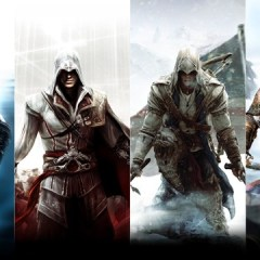 The Evolution Of – Assassin's Creed