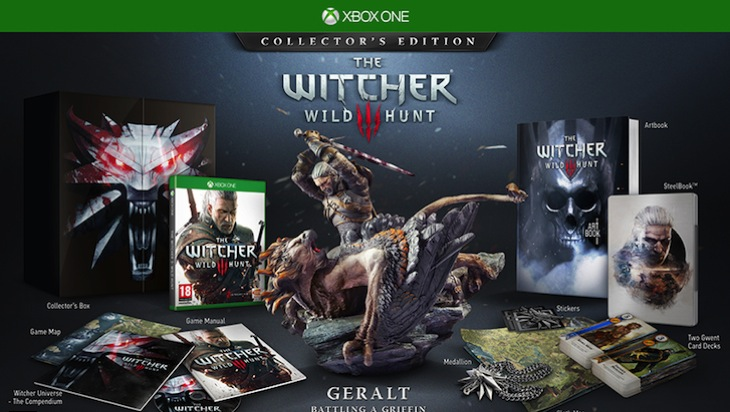 1408110444 collectors edition x1 the witcher 3