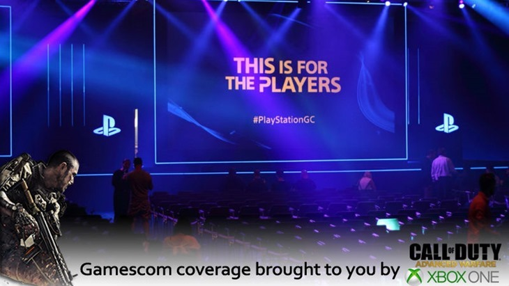 GC PlayStation press con