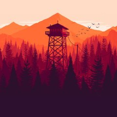 Firewatch is unique, mysterious and absolutely gorgeous