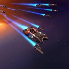 A brief look at Gearbox's remastered Homeworld