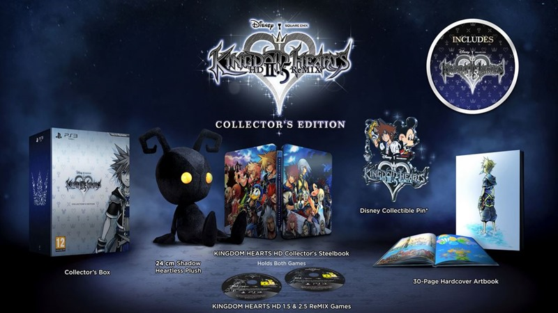 Kingdom Hearts CE