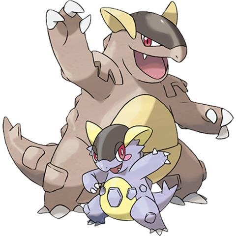 Mega evolution (3)