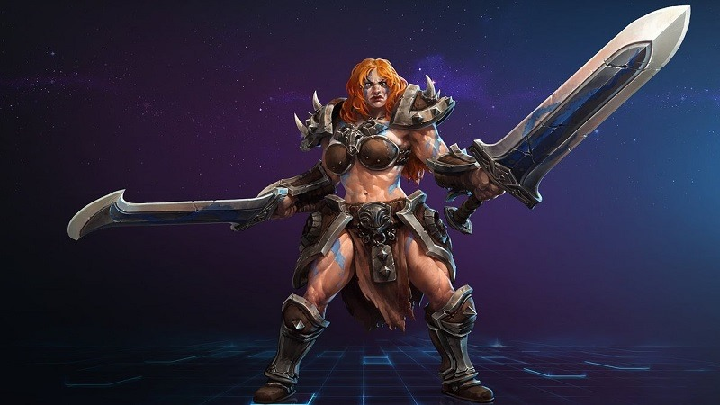 Uther Hots Build