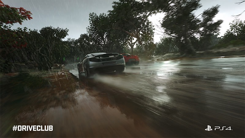 DriveClubWeather