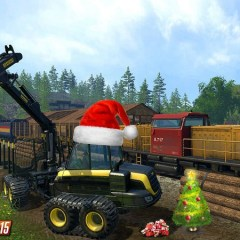 Grow like a pro with this custom controller for Farming Simulator!
