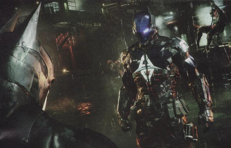 Arkham Knight (5)