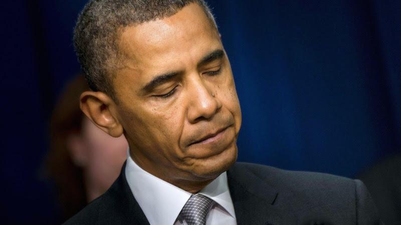 Even Obama is sad