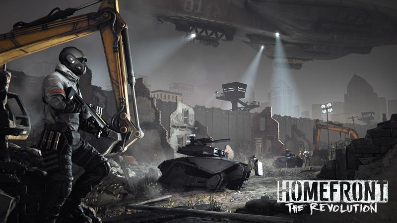 Homefront The Revolution (Copy)