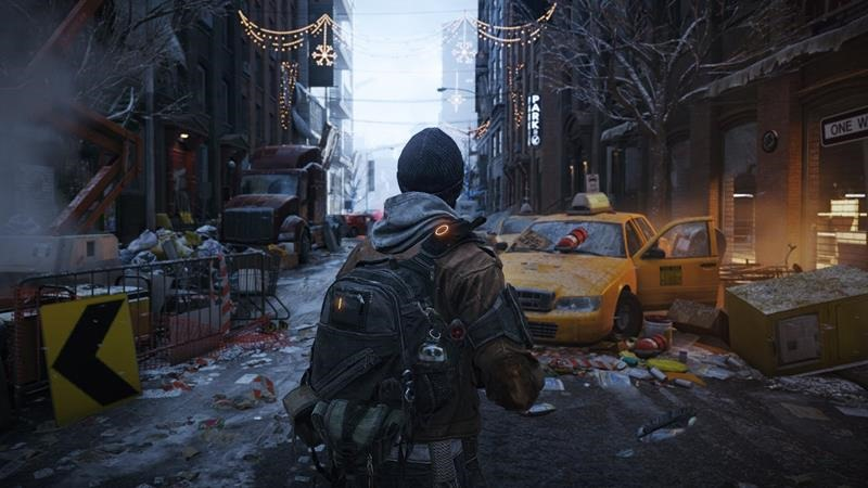 Tom Clancy's The Division (Copy)