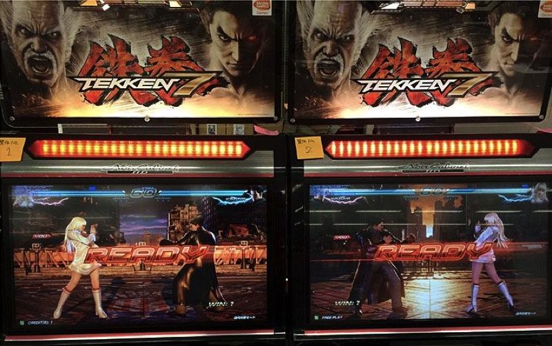 Tekken 7 cam