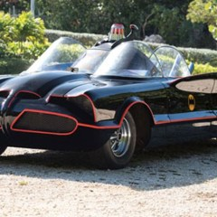 The BEST Batmobile is up for sale this weekend
