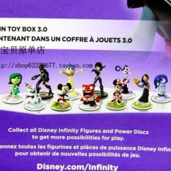 Disney Infinity 3.0's figures will make a fan out of you