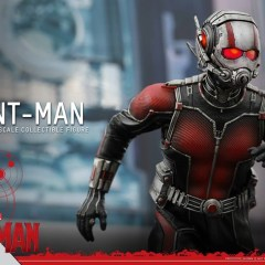 This full-scale Ant-Man will cost you a sixth-scale price