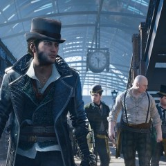 Some people take hoods very seriously in Assassin's Creed: Syndicate