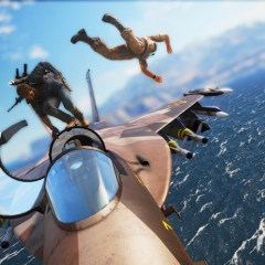 Yes, Just Cause 3 is bloody massive