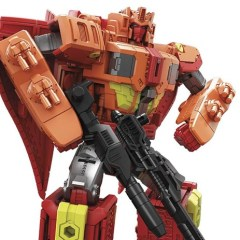 All aboard the Sentinel Prime space-train!