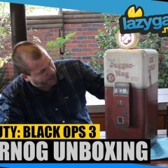 Unboxing the Call of Duty: Black Ops 3 Juggernog Edition