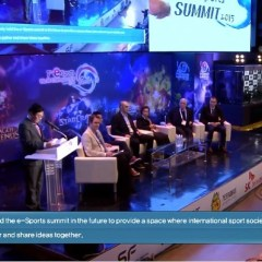 """The International Olympic Committee, IeSF and KeSPA discussed the """"Future of eSports"""" last night"""