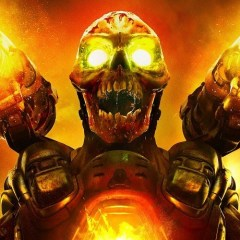 New DOOM trailer has blood, guts and a release date