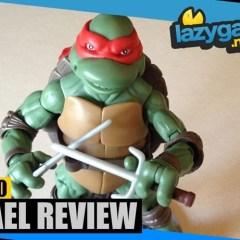 Teenage Mutant Ninja Turtles – 1990 Classic Raphael Review