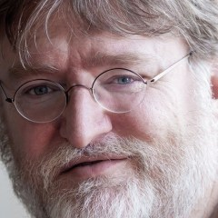 Watch Gabe Newell talk about Half-Life 3 for a depressing 10 years