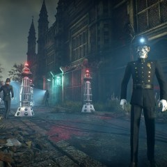 We Happy Few's premise is let down by the game it encapsulates