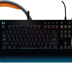 Logitech launches more affordable gaming PC peripheral line