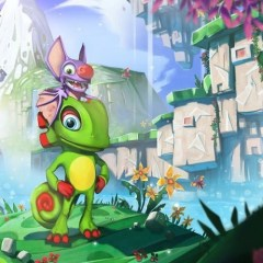 Of course Shovel Knight is in Yooka-Laylee too