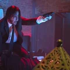 John Wick 2 director Chad Stahelski is taking the Aliens approach for the sequel