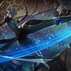 Riot have officially revealed Camille – the latest League of Legends champion