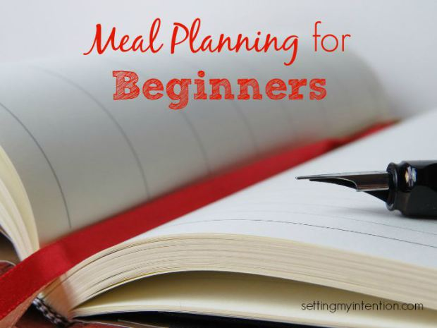 meal-planning-for-beginners