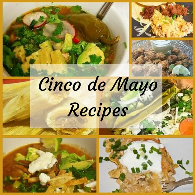 Cinco de MayoRecipes