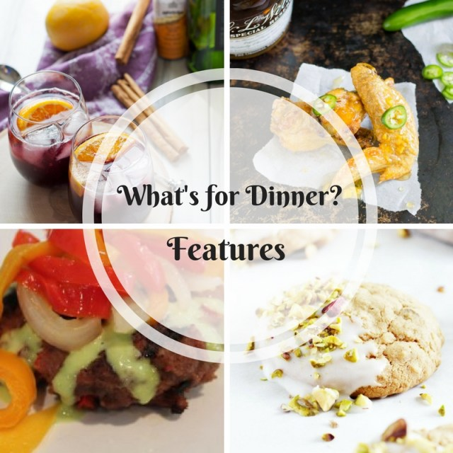 What's for DinnerFeatures
