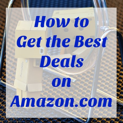 Make Amazon work for you. Tips to get the best deals and stay on budget.