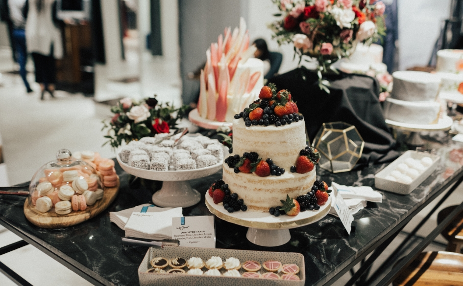 Wedding Planning & Catering Services | The Lazy Gourmet