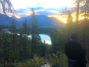 Grassi Lakes - Banff National Park