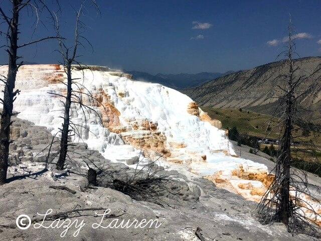 Yellowstone National Park | Mammoth Hot Springs